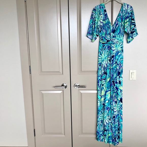 8e84648a25356c Lilly Pulitzer Dresses | Parigi Maxi Dress | Poshmark
